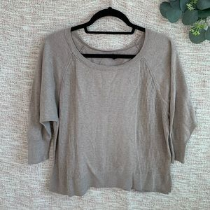 [American Eagle] Scoop Neck Knit Sweater